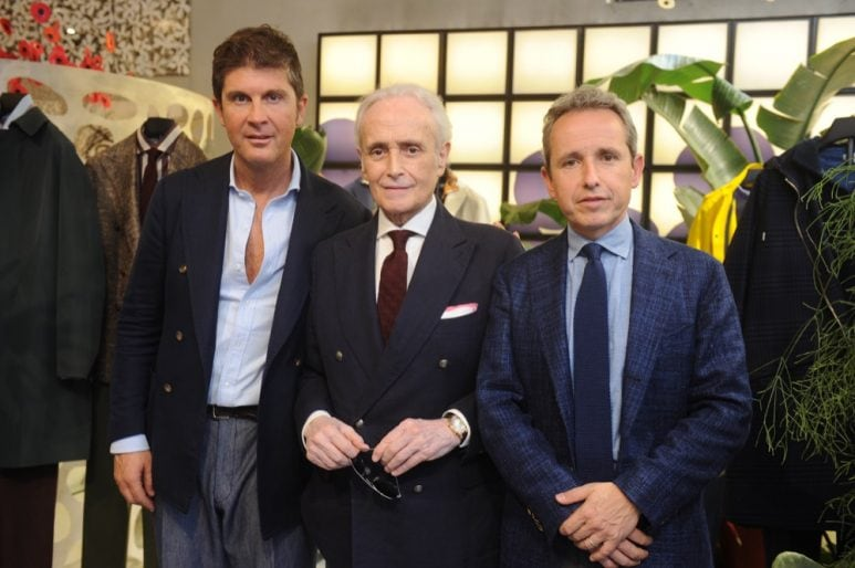 Alain Fracassi;Jose Carreras;Alberto Carreras