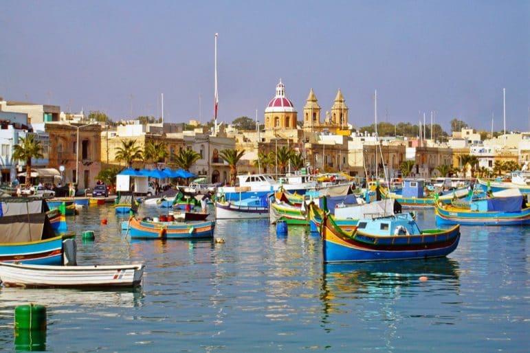 10 malta-Marsaxlokk