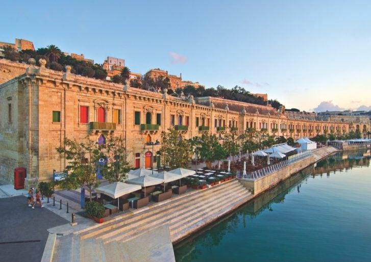 3 The Valletta Waterfront