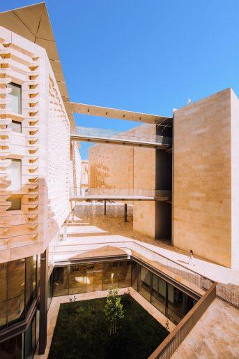 5 Renzo Piano designed Parliament House, Valletta