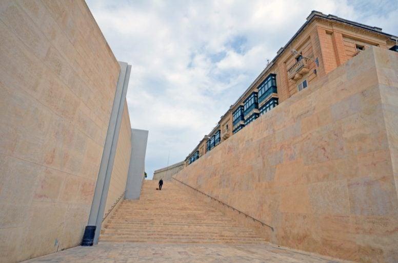 6 Valletta City Gate