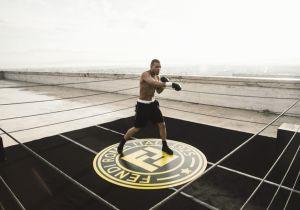 Fendi: incontro di boxe sul rooftop del Palazzo della Civiltà Italiana