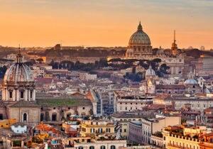 Roma e la nuova Dolce Vita