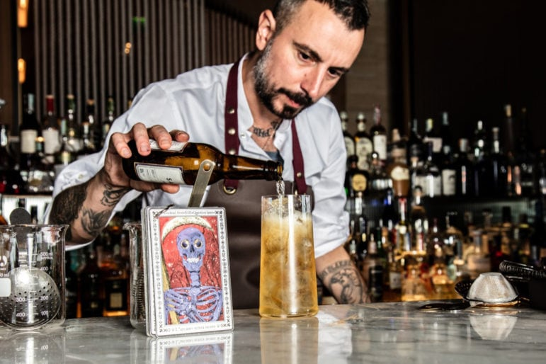 Oscar-Quagliarini-cocktail