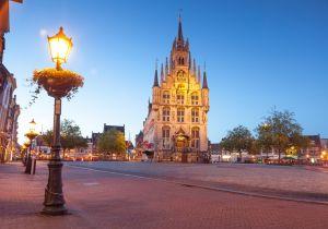 In Olanda, da Gouda a Leiden
