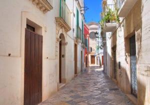 Puglia, nella Valle d'Itria