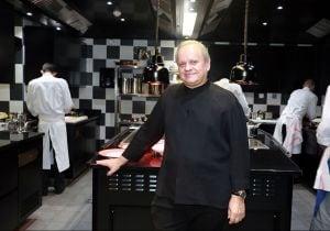 Una delle ricette memorabili dello chef Joel Robuchon