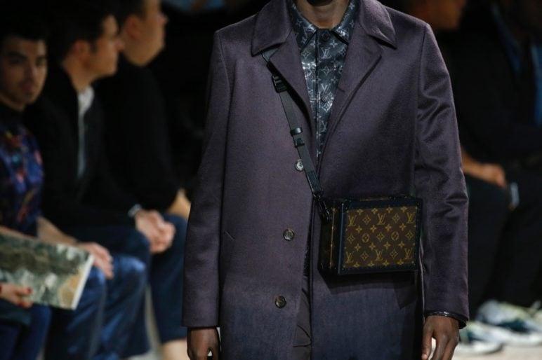 Louis Vuitton : Details - Paris Fashion Week - Menswear F/W 2018-2019