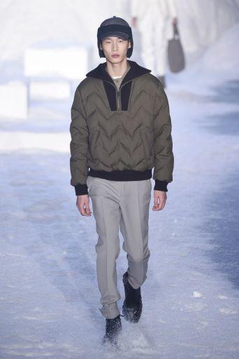 Ermenegildo Zegna - Runway - Milan Men's Fashion Week Fall/Winter 2018/19