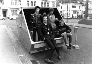 1 Sex Pistols ©JanetteBeckman 1977 Courtesy of Fahey:Klein Gallery, Los Angeles