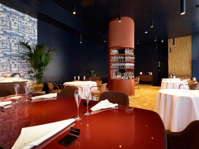 Eugenio Boer - interni ristorante - © Marco Varoli