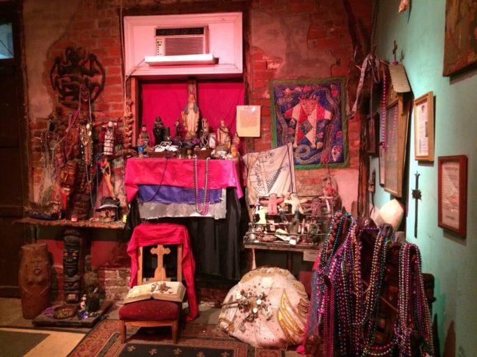 10 New Orleans Voodoo Historic Museum