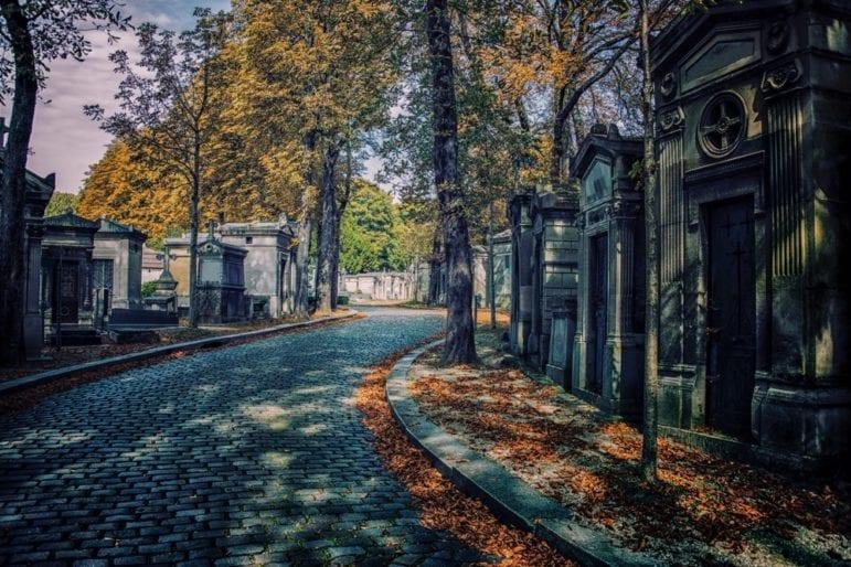 2 Cimitero di Parigi