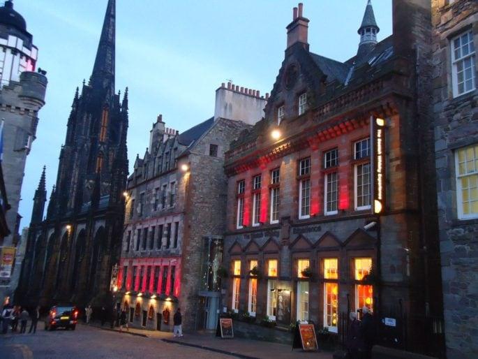 3 Edimburgo