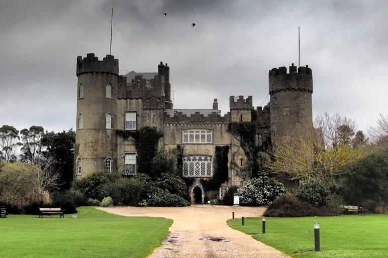 6 Dublino Castello di Malahide
