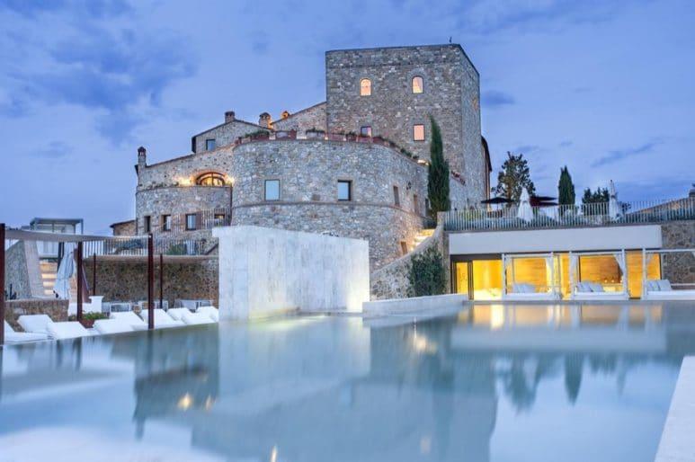 9 Castello di Velona esterni