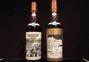 macallan whisky collezione