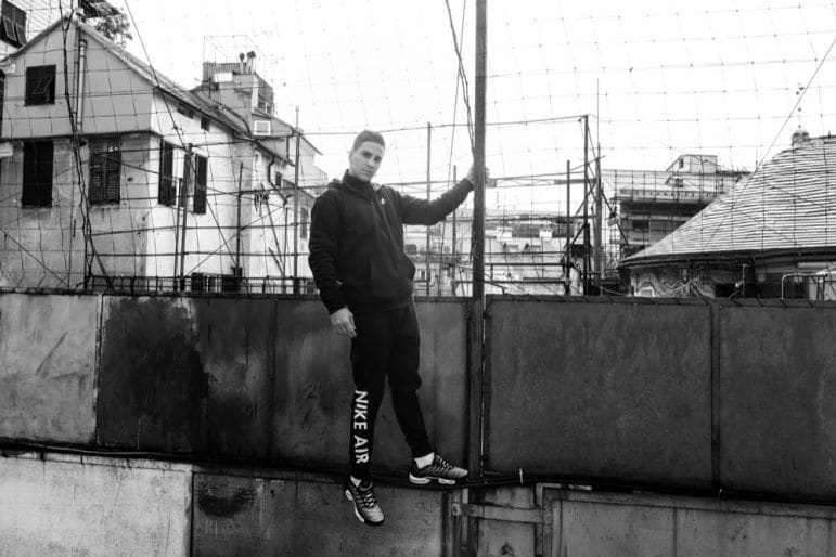 Nike Air Max Plus: una mostra fotografica a Milano con Tedua