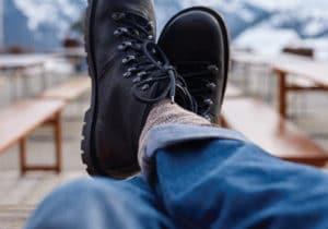 Crema piedi uomo: gli ingredienti naturali per l'inverno