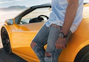 Lamborghini e Roger Dubuis presentano Excalibur Huracán Performante