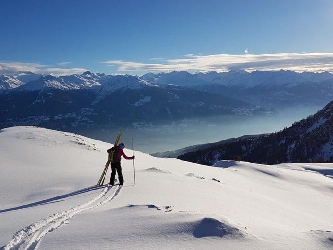 7 Sci alpinismo