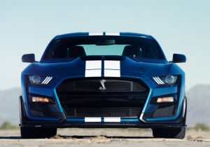 La Mustang più potente