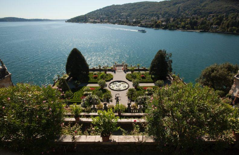 2 Isola Bella giardino