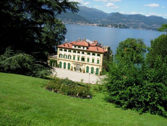4 Parco di Villa Pallavicino