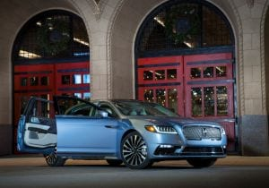 Lincoln Continental Coach Door Edition: già sold out