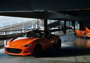 30 anni di Mazda MX-5