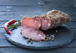 Bresaola: originalità in cucina con Claudio Sadler