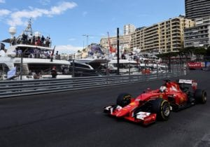 A Monte Carlo per il GP (e non solo)
