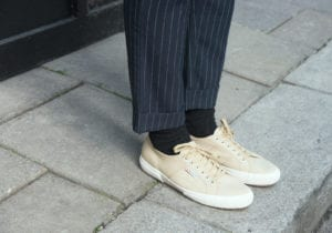 Guide di stile: sneakers Superga, come abbinare le Cotu Classic 2750