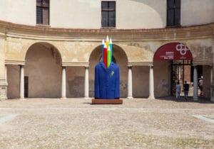 Scultura in Piazza 2019: Lubiam presenta L'Artista Invisibile