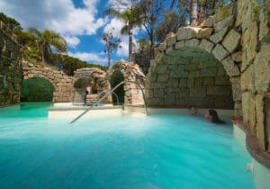 Sardegna, la Spa privata del Forte Village Resort