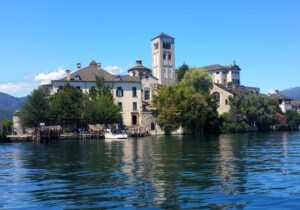 In vacanza sul Lago d'Orta
