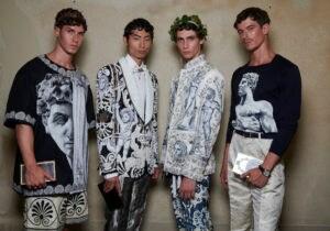 La sfilata di Dolce&Gabbana a Sciacca