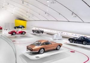 """""""Capolavori senza tempo"""" in mostra al Museo Enzo Ferrari"""