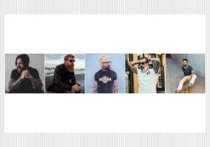 Uomini e barbe: 5 account instagram da seguire – Agosto 2019