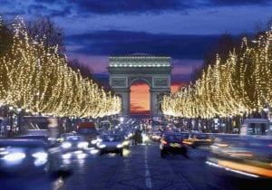 Le mille luci di Parigi