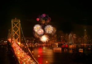 Capodanno a San Francisco