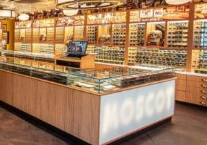 MOSCOT apre a Milano il suo secondo flagship store in Italia