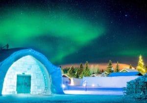 1 Icehotel, Svezia