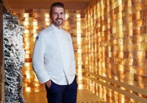 Andrea Berton collabora con QC Terme per un wellness food d'autore