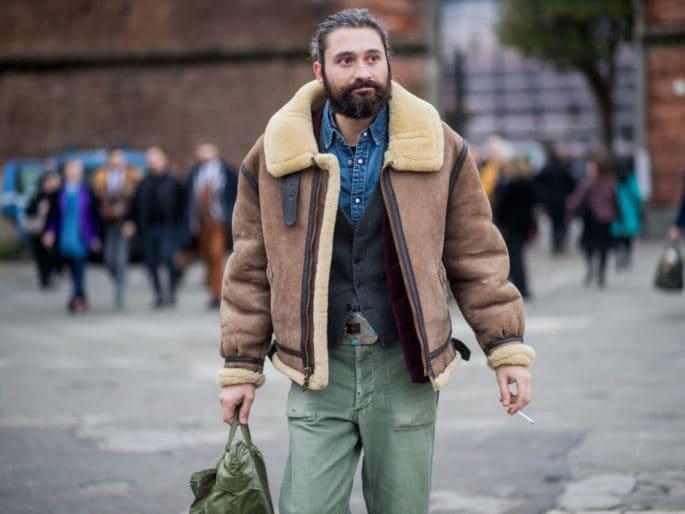 Come indossare il montone