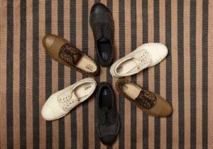 Fendi e MoonStar, insieme per la nuova collezione di scarpe maschili