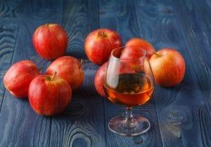 1 Glass of Calvados