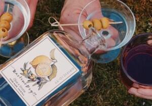 I cocktail pronti per essere serviti di Opificio 77