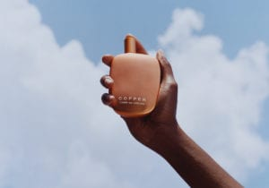 Christian Astuguevieille racconta Copper, l'ultima fragranza di Comme des Garçons
