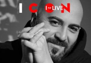 ICON Play Live: una diretta Instagram con Giuliano Sangiorgi dei Negramaro